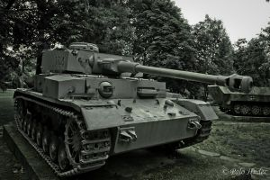 Panzer IV by stratael
