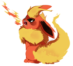 Flareon by pepooni