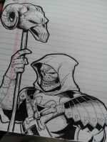 Skeletor by Sajad126
