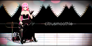 Citrusmoothie Contest Entry by ThisIsBreadie