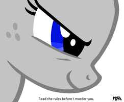 It is SO on- base by Pony-bases-4-all