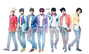 PNG: UKISS STANDING STILL by chazzief
