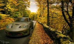 Ford GT-V concept 3 by cipriany