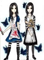 Alice Madness Returns by xMidnight-Dream13x