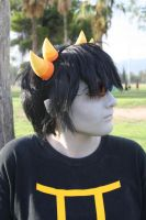 Sollux Captor by AderuKittenCosplay