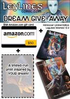 LeyLines Dream Give-away! by RobinRone