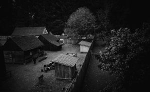Fort Nisqually by Fair-Uh-Grrr