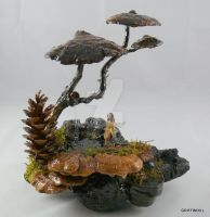 Treeofthree by griffinhillminiature