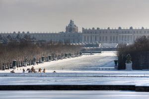 3853 - Castle of Versailles by Jay-Co