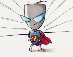 Super Gir by DaRkDoKi