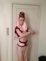 I Dream of Jeannie cosplay by Skymone