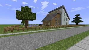 Minecraft Home Beta by CuteAndy