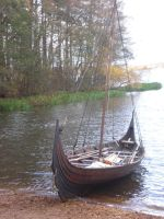 Viking ship Stefnir II by VendelRus