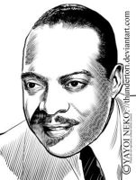Count Basie by Thundertori