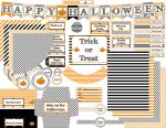 Halloween printable party by kivrin82