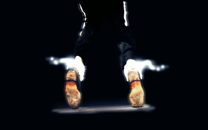 Michael Jackson Wallpaper 3 by Maxoooow