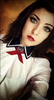 Elizabeth Bioshock Infinite Burial at Sea Cosplay by Dragunova-Cosplay