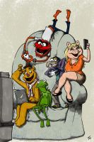 Muppets by timmayer
