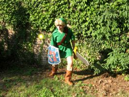 Majora's Mask Link cosplay by Skull-the-Kid