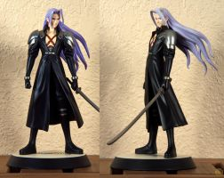 Sephiroth 1 by DarrianAshoka
