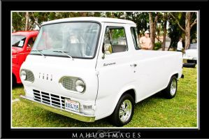 63 Ford Econoline by mahu54