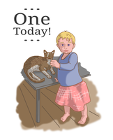 One Today! by doctormo