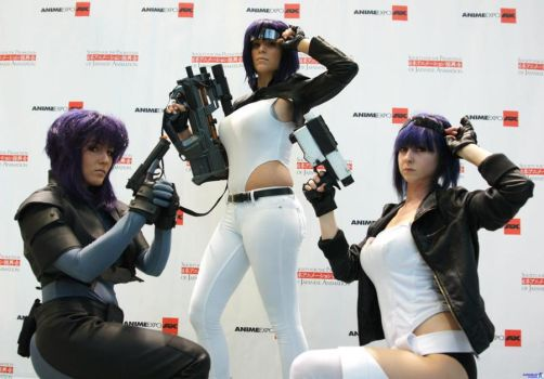 Triple Threat Anime Expo 2012 by Blondie1419