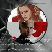 Dramione- Abuse you by DeathlyHallowsGirl