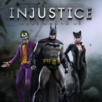 Injustice Skin Pack  Arkham City by InjusticeTrinity