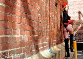 Cammy White Alternate Killer Bee 2 by ChibiNekoCosplay