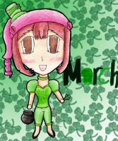 March -remake- by angelbaby1291