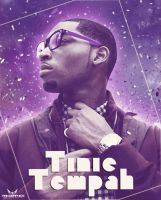 Tinie Tempah by Man-Graphics