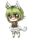GUMI! wonderful cat s life version by Bubachan333