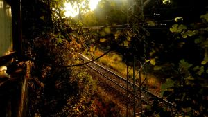 railroad by erhanatasoy