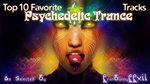 Top 10 Psychedelic Graphic Album Art by FranBunnyFFXII