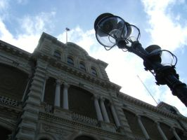 'Iolani Palace Up Close by rioka