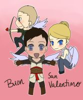 Buon San Valentino by n4c9s