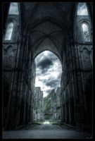 Abbey's ruins VI by zardo