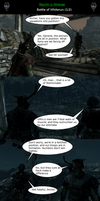 Skyrim is Strange - Battle of Whiterun (Pt. 1/2) by HelloMyNameIsEd