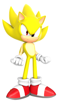 Super Sonic Style by BlueParadoxYT