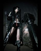 Black Rock Shooter by Bakasteam