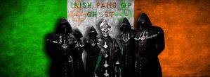 Ghost Fans of Ireland by DremoraValkynaz