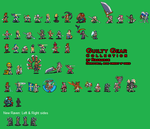 Guilty Gear FE style Collection by Captain-Supreme