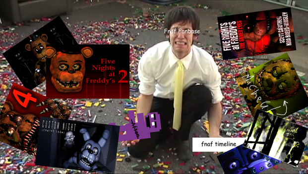 FNaF Fanbase be like... by LazerFaceChaser