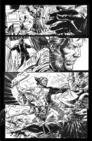 Wolverine Origins 33 p.5 by BillReinhold
