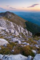 Dawn at the top by ivancoric
