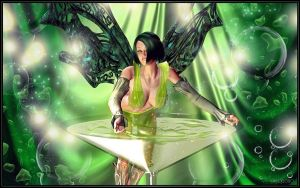Absinthe by alexandrelobo