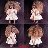 Rot Tot Dead Mary full OOAK by Undead-Art