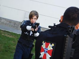 Leon S. Kennedy - Challenge by XenoLink