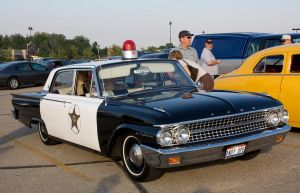 Andy Griffith Car by Kat11